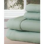 Lavish Home Series 1200 TC Sheet Set Sage, Size: Queen