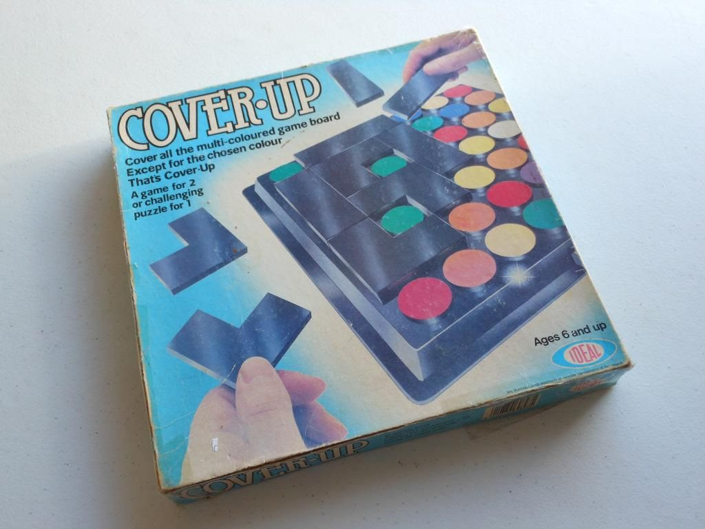 Cover-Up Game