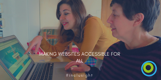 Making websites accessible for all