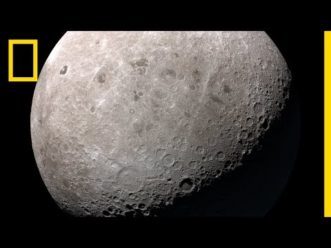 Moon 101 |  The Fifth Largest Natural Satellite In Our Solar System
