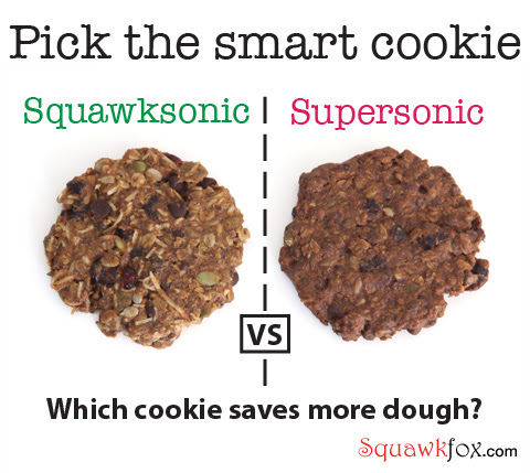 Smart Cookie: A vegan gluten-free chocolate chip cookie recipe | Squawkfox
