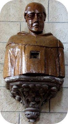 Saint Pardoux. Abbé à Guéret, dans le Limousin († 737)