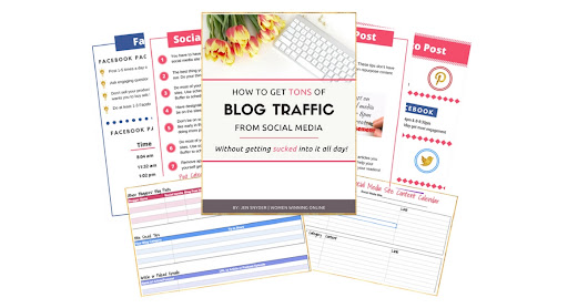 How to Get Tons of Blog Traffic from Social Media