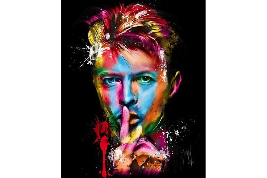 Patrice Murciano - David Bowie
