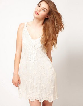 Image 1 of Yumi Lace Dress
