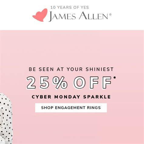 Cyber Monday Engagement Ring Deals   Engagement Ring Voyeur