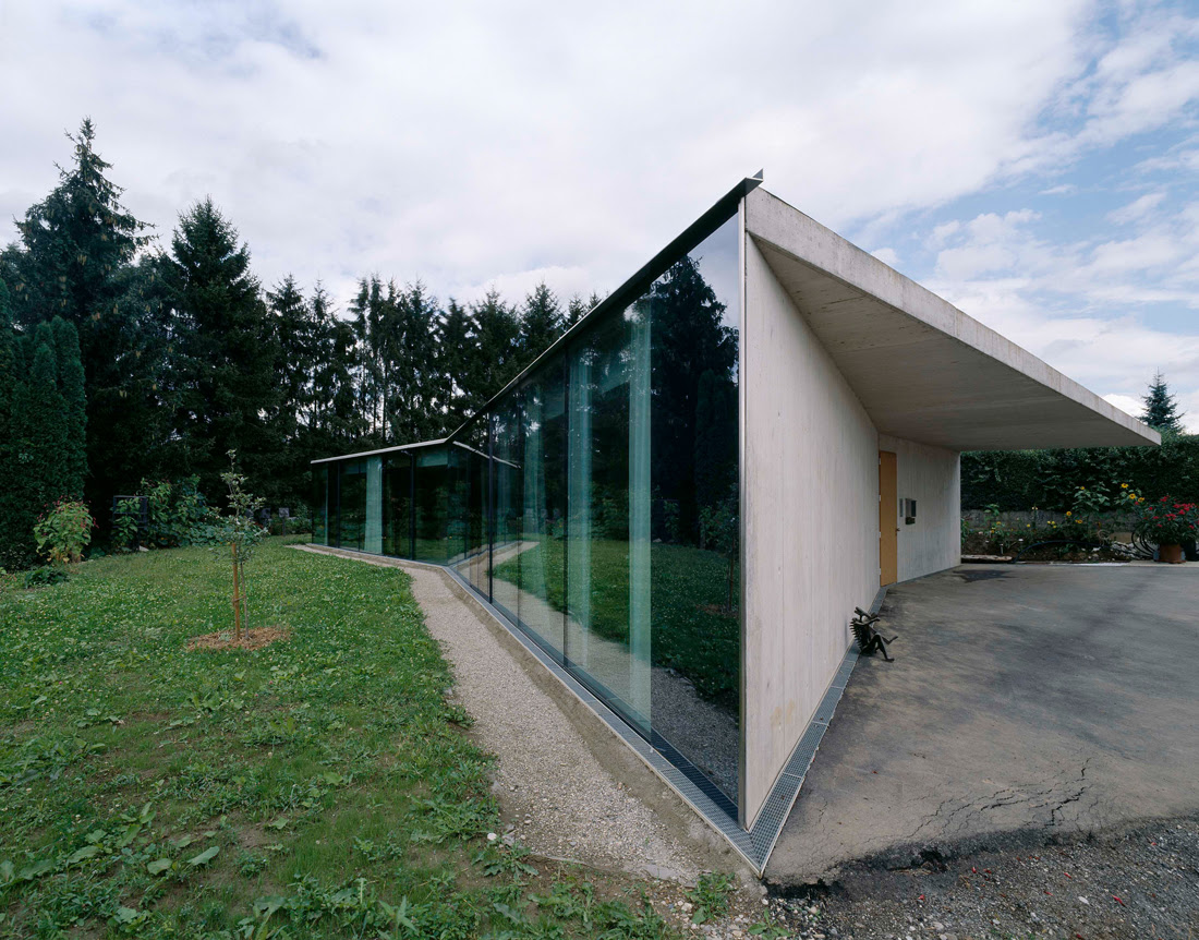Seifert House, Bau Kultur, Architecture, Design, Concrete, House, Interiors, Glass