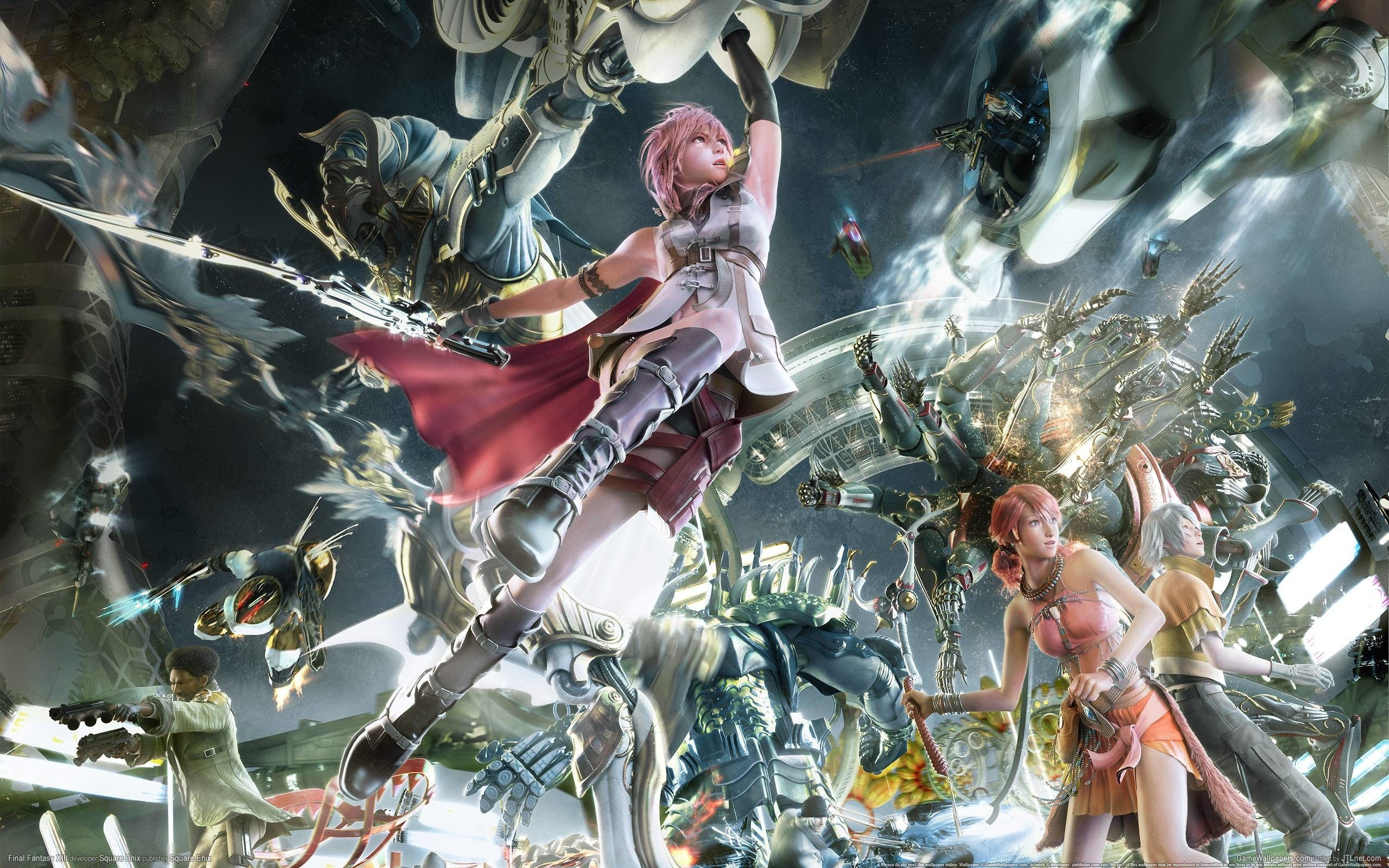 Final Fantasy Xiii Wallpaper 70 Images