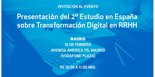 2º Estudio Transformación Digital RRHH