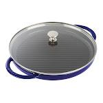 "Staub 12"" Steam Grill, Blue"
