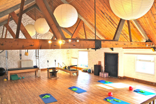 Contact South Devon Pilates Studio in Central Torquay