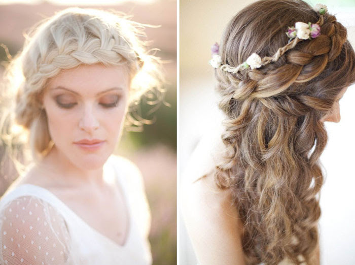 Wedding Hairstyles Young Bridesmaids   Best Wedding Hairs