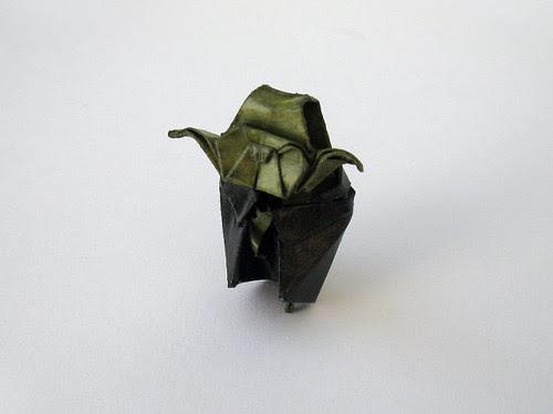 Origami-Yoda-Pin