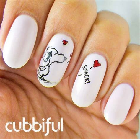 Sweet Kiss Nail Art Designs   Hative