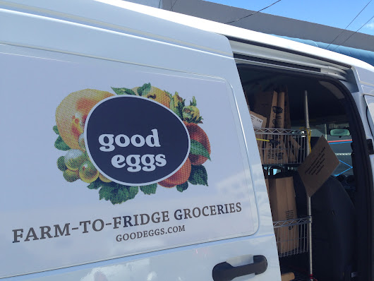Good Eggs Nabs $8.5 Million from Sequoia and Others for Local Farm-to-Fridge Effort (Video)