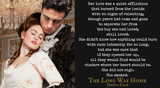 #NewRelease - The Long Way Home by Jessica Cale - Gemma Brocato
