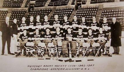 1946-47 Hershey Bears, 1946-47 Hershey Bears