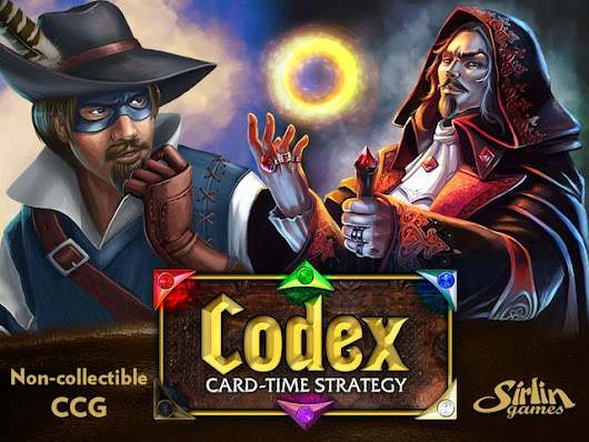 Codex by David Sirlin —  Kickstarter