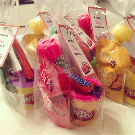 17 Best images about healthy party favor on Pinterest