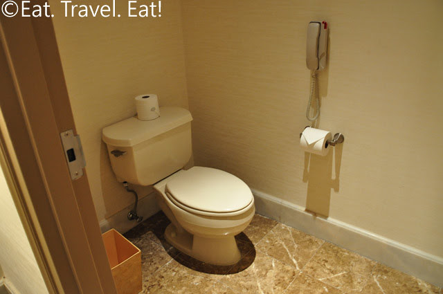 Men's Toilet Penthouse Suite
