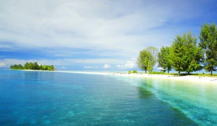Gambar Pemandangan Di Laut Kartun Jidiworkoutco