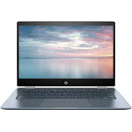 "HP - 2-in-1 14"" Touch-Screen Chromebook - Intel Core i3 - 8GB Memory - 64GB eMMC Flash Memory - White, Slate"