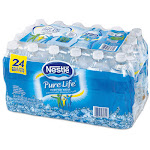 Nestle 12243706 0.5 Liter Bottle Drinking Water Pack - 24