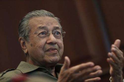 Mahathir cabar Najib: Buktikan dana RM2.6 bilion bukan dari 1MDB