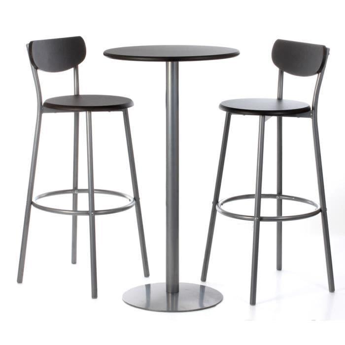 Table et chaises de terrasse mai 2016 - Tabouret de bar rue du commerce ...