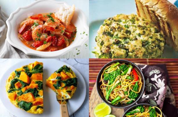 Znalezione obrazy dla zapytania 5 meals