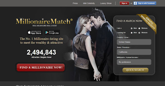 Millionaire dating match plus homoseksuell