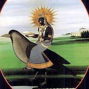 """""""Mahavidya Dhumavati"""", Jaipur, Rajas..."""
