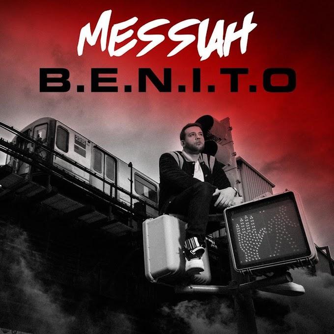 Messiah la rompe con su nuevo álbum B.E.N.I.T.O