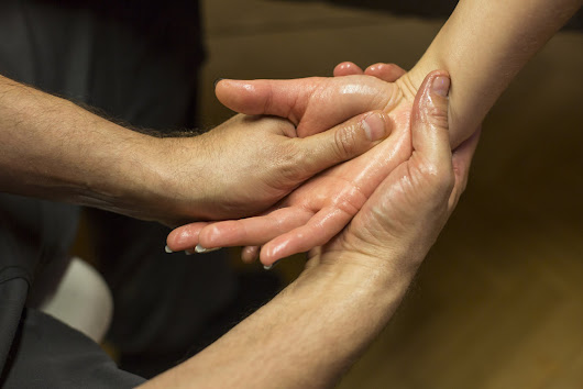 Human touch can be a powerful tool for healing