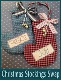 Christmas Stockings Swap