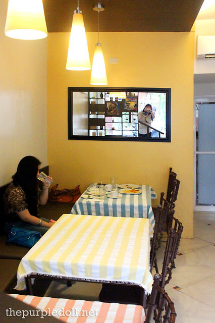 Bistro 98 Dining Area
