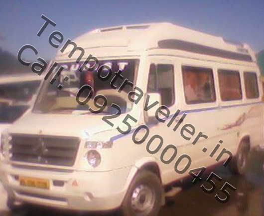 Sonipat Haryana by tempo traveller