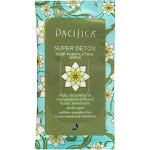 Pacifica Super Detox Deep Purification Wipes Mini