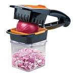 Nutri Chopper 5 In 1 Handheld Kitchen Slicer - Domestify