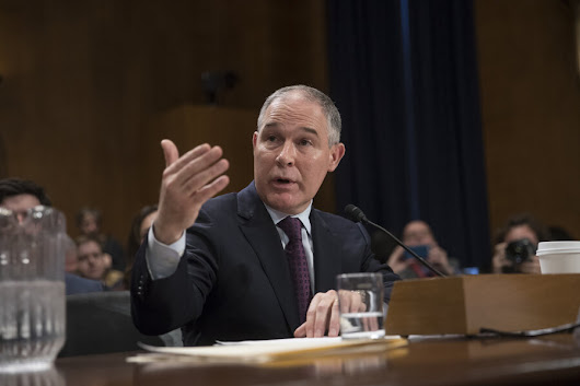 Why the Environmental Protection Agency faces a media blackout