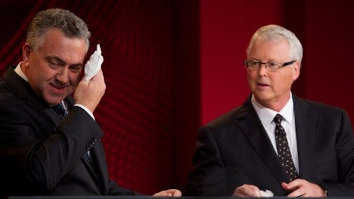 """""""The fairness of Q&A host Tony Jones will be scrutinised as part of the ABC's far-reaching independent..."""