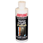 Rutland 72 8 Oz Liquid Stove & Grill Polish -PACK 6