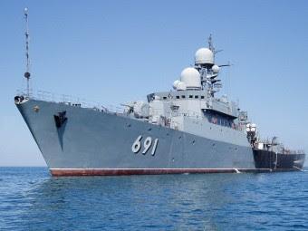 """СКР """"Татарстан"""" проекта 11661К. Фото с сайта flot.com"""