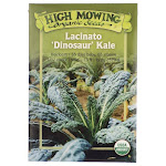 High Mowing Organic Seeds - Lacinato Dinosaur Kale Seeds - 1.32 oz.