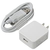 極専用 USBコード+ACアダプタ(急速充電)セット