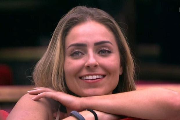 """""""BBB 19"""": Paula é a nova líder do reality show Reprodução / TV Globo/TV Globo"""