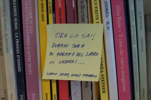 Al #Baratto del #Libro ci verrai by Ylbert Durishti