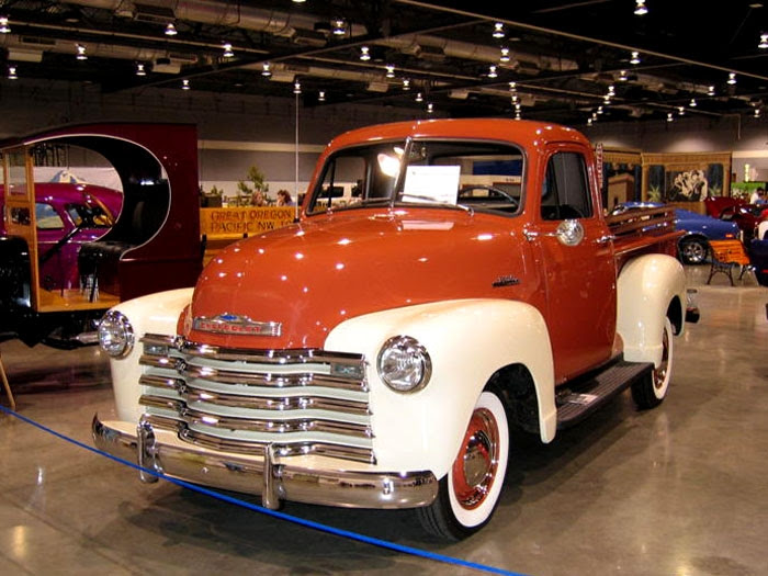 1953 Chevrolet Step Side Pickup