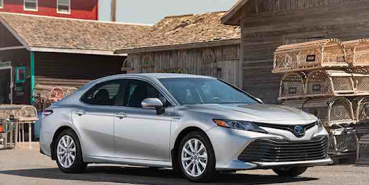 All-new Camry aims to please everyone - and it just may!