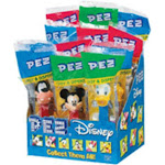 PEZ Disney Mickey Assorted 12 ea by Pharmapacks